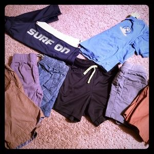 Boy's 2T summer bundle